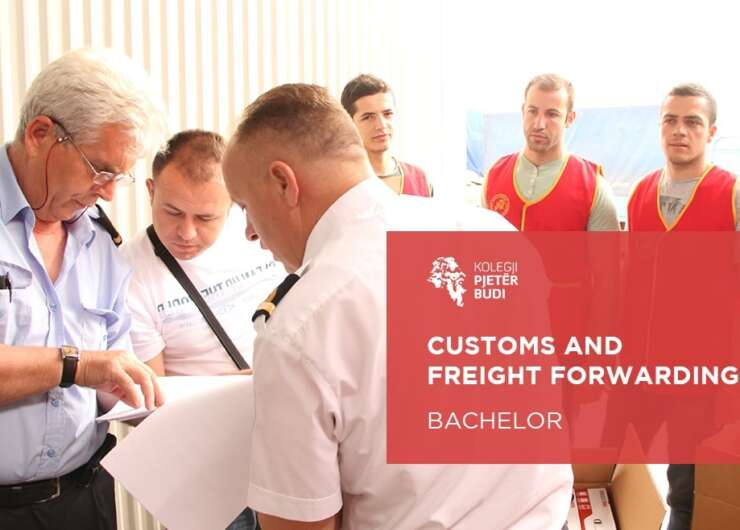 COSTUMS AND FREIGHT FORWARDIND
