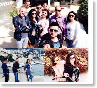 Ekskursion i studentëve në Kroaci dhe Mal të Zi