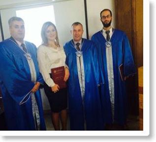 Edhe gjashtë të diplomuar në Master