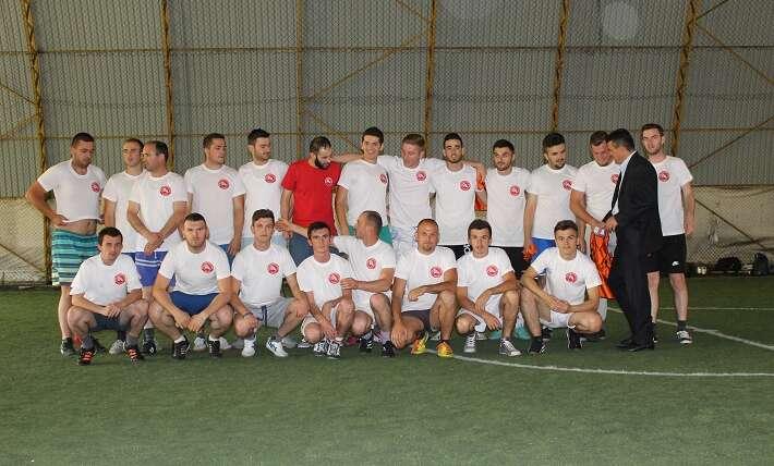 Turnir futbolli 2017