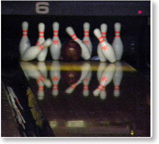 U mbajt turniri në bowling