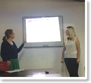 Studentët e drejtimit administrim biznesi prezantuan hulumtimet