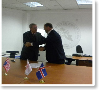"""Kolegji """"Pjetër Budi"""" ka nënshkruar marrëveshje bashkëpunimi me ''INFRAKOS''"""