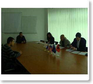 Intervistohen studentët e interesuar për praktikë në Gjermani