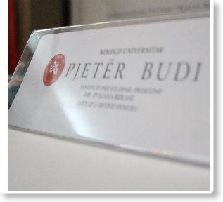 """Konferenca ndërkombëtare e """"Pjetër Budit"""" më 23 maj"""