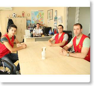 Studentët e Pjetër Budit kryejnë praktikën në Doganën e Kosovës