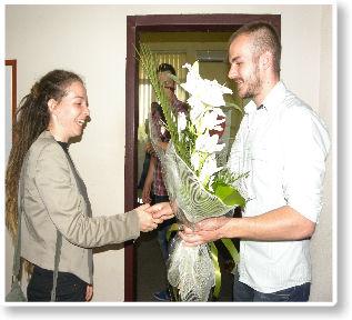 Rona Nishliu bashkëbisedoi me studentët