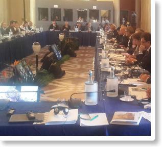 """Profesori i Kolegjit """"Pjetër Budi"""" në Forumin Evropian të Turizmit"""