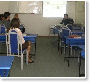 Trajnim për teknologjinë informative