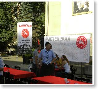 """Turniri i shahut, sot në sheshin """"Nëna Terezë"""""""