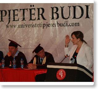 Fjalimi nga prof. Ulpiana Lama