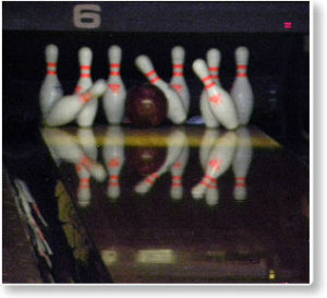 Bowling tournament was held