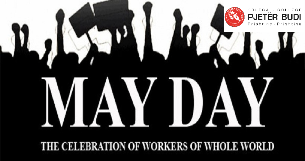 1st May-  International working day