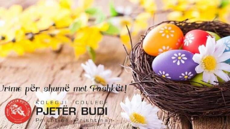 Urime për shumë mot Pashkët!