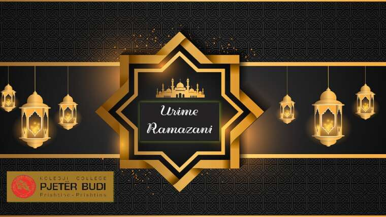 Urime Muaji i Ramazanit