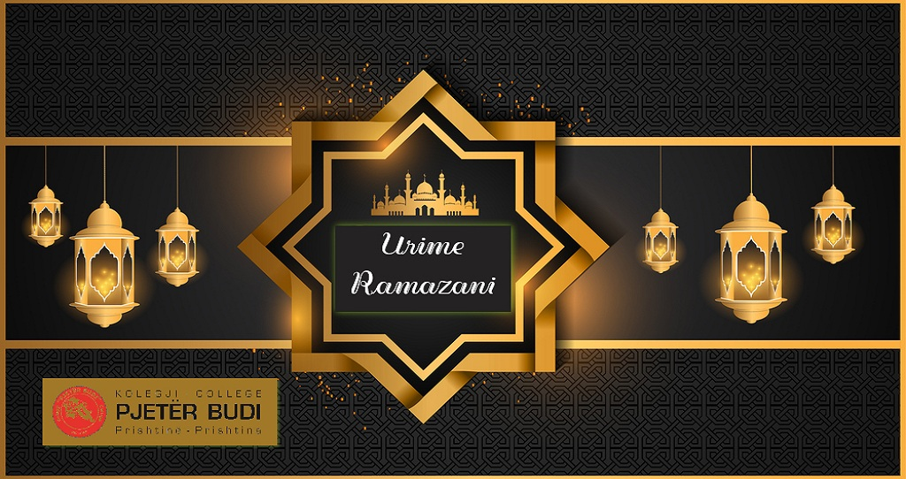 Congratulations on the occasion of the Holy month of Ramadan