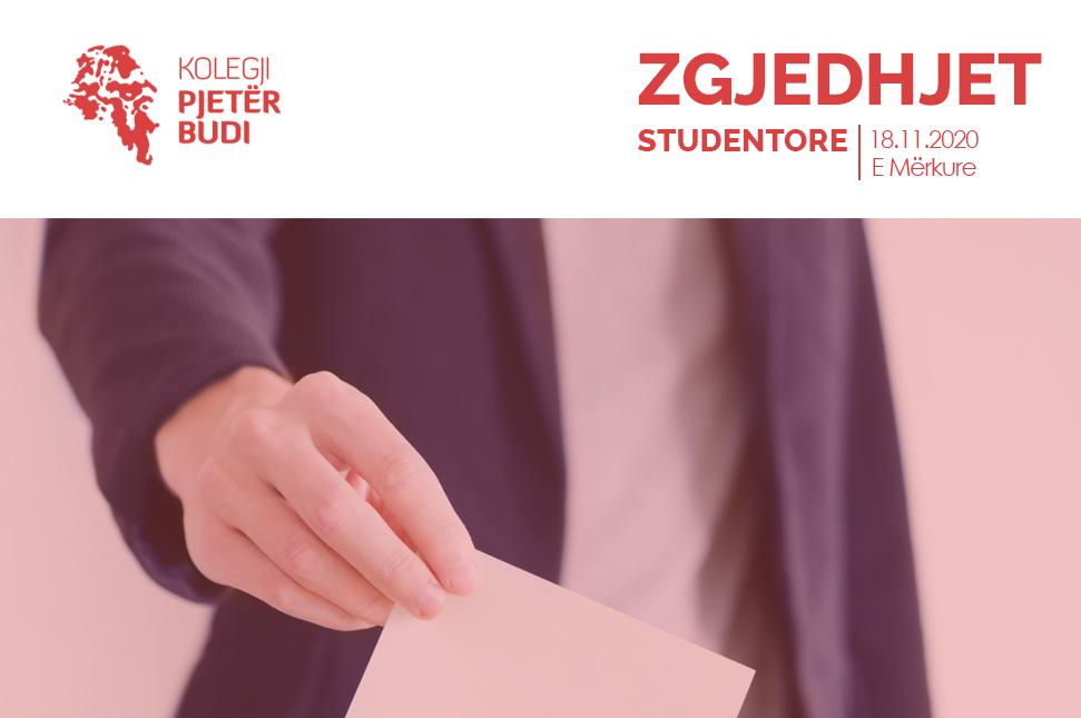 """Njoftim për zgjedhjet studentore në Kolegjin """"Pjeter Budi"""""""