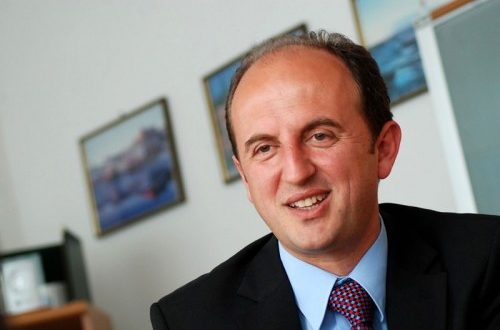 Prof. Naim Huruglica