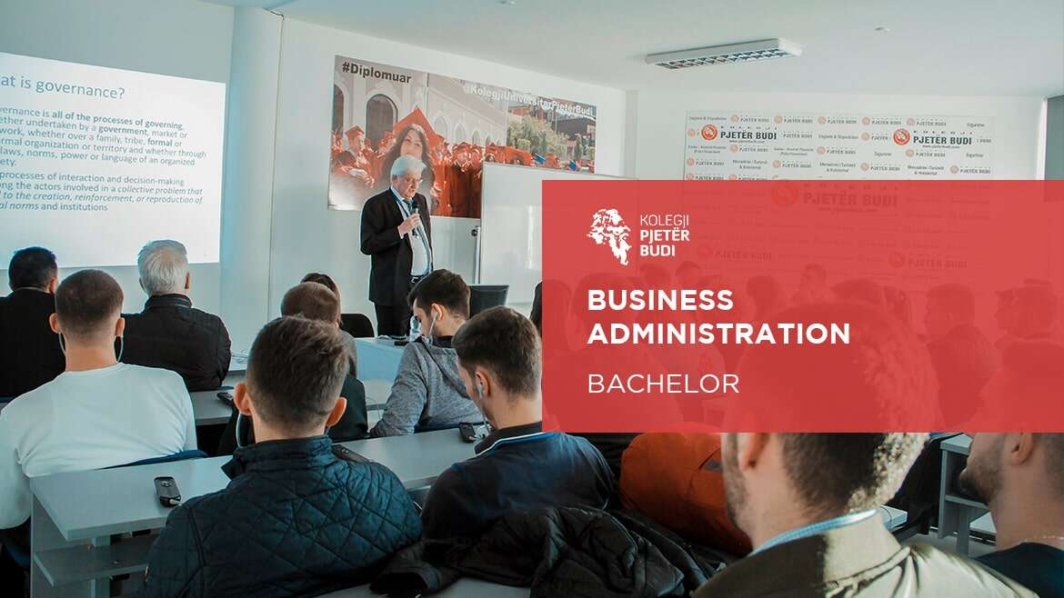 Business Administration – BA